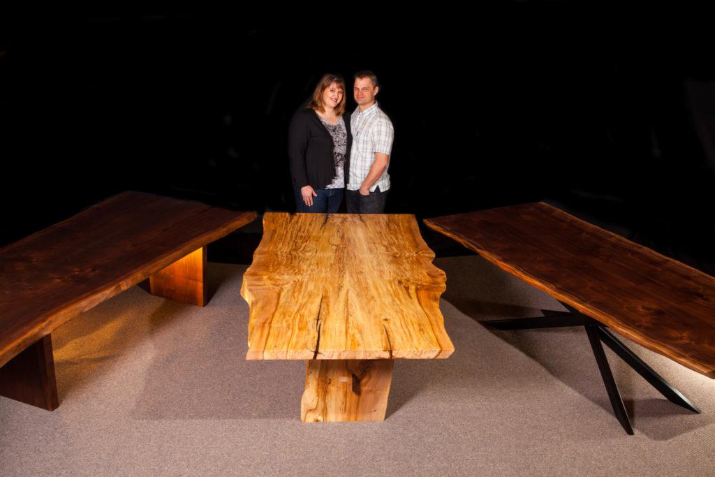 Jewell Hardwoods | Portland's Premier Custom Wood Furniture Store