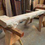 Mantel Jewell Hardwoods Finished