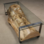 2167-Maple-steel-and-glass-coffee-table-5