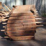 Jewell Hardwoods Lumberyard 1