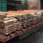 Jewell Hardwoods Lumberyard 10