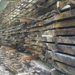 Jewell Hardwoods Lumberyard 13