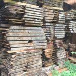 Jewell Hardwoods Lumberyard 14