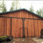 Jewell Hardwoods Lumberyard 27
