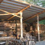 Jewell Hardwoods Lumberyard 31