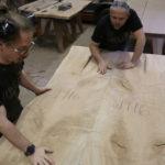 Jewell Hardwoods craftsmen 8