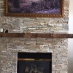 Custom Fireplace Mantels Live Edge Jewell Hardwoods