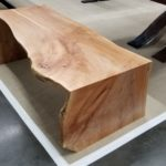 Maple Waterfall Coffee Table