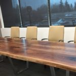Black Walnut Conference Table Jewell Hardwoods