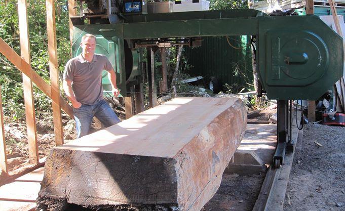 Sawmill Jewell Hardwoods