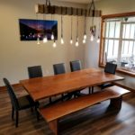Live Edge Dining Sets