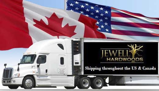 Jewell Hardwoods Custom Furniture Shipping
