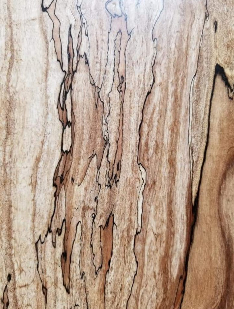 Merge Collection in Spalted Maple Jewell Hardwoods