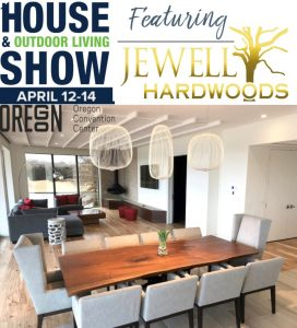 Portland House and Outdoor Living Show Jewell Hardwoods
