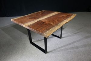 Black Walnut Square Table Jewell Hardwoods