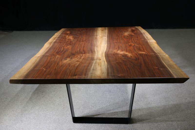Black Walnut Square Table Jewell Hardwoods..