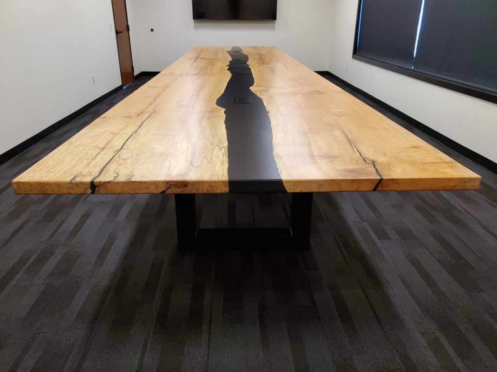 Jewell Hardwoods is now a Local supplier for SuperClear Epoxy. Need Epoxy Resin Today? Pick up Tabletop Epoxy or Deep Pour SuperClear For River Tables!