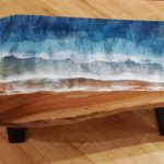 Pacific Tides Coffee Table